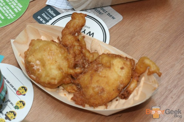 Holy Crab - Fritters