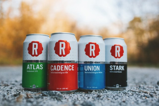 Reformation Union cans