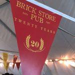 Brick Store Pub Anniversary
