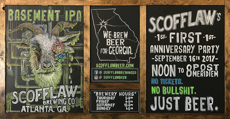 Scofflaw Anniversary