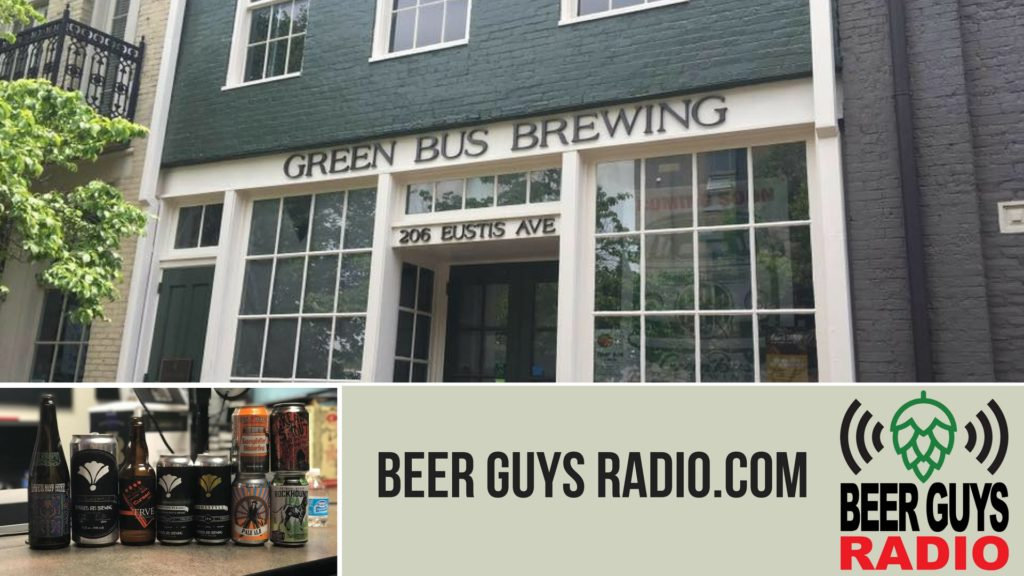 Green Bus Brewing