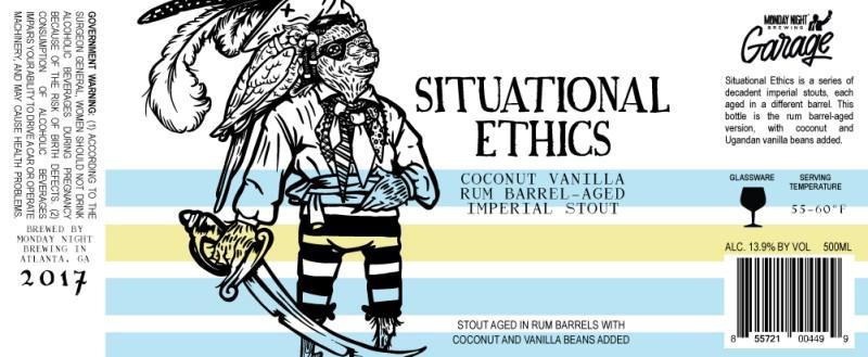 Garage Situational Ethics Coconut
