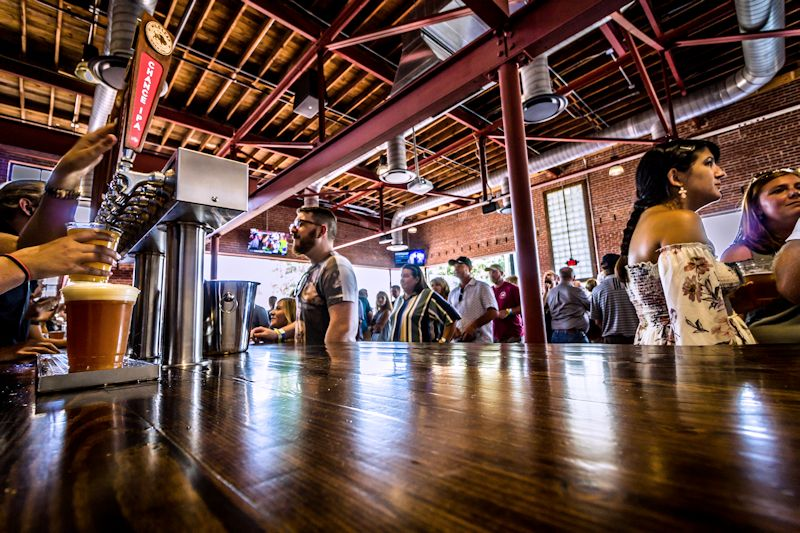 Wild Leap Brew Co Taproom