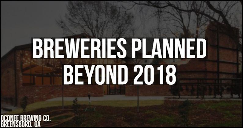 Future Georgia Breweries
