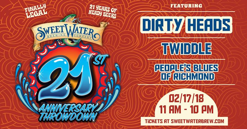 SweetWater 21