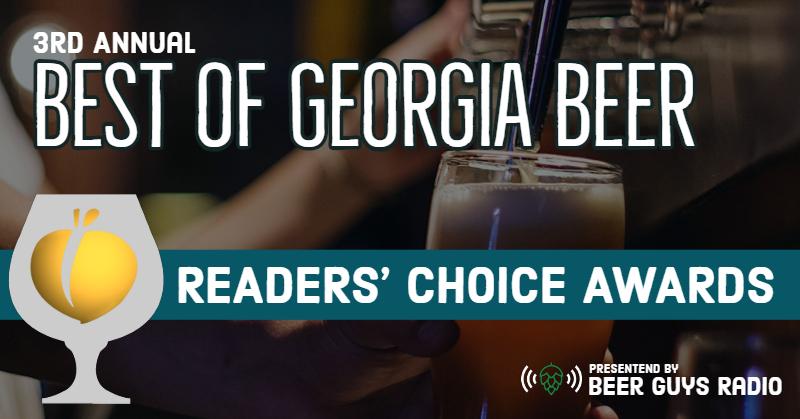 Best of Georgia Beer 2018 - Nominations | Beer Guys Radio