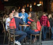 Beer Head Bar & Eatery Patio