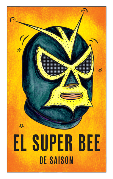 El Super Bee de Saison hits the streets