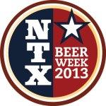 NTX Beer Week 2013 Untappd Badge
