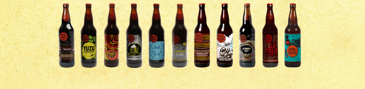 New Belgium Lips of Faith Series [Featured]