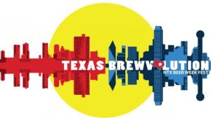 Texas Brewvolution 2013 Logo