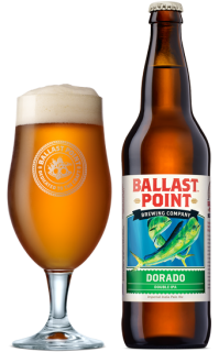 Ballast Point Dorado Double IPA