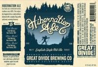 Great Divide Hibernation Ale