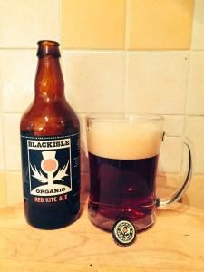 Red Kite Ale, Black Isle Brewing Company, 4.2% ABV