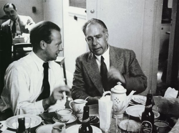 interesting facts about beer: Neils Bohr