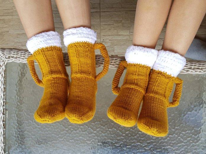 Beery Socks