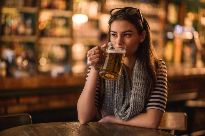 beer benefits for women
