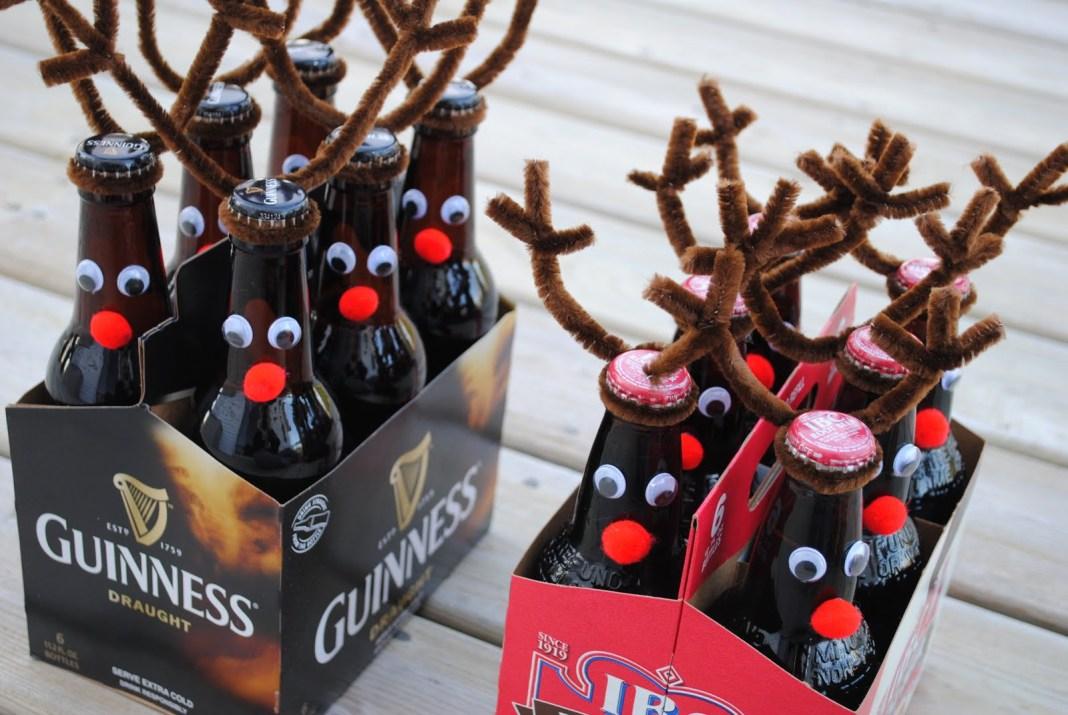 Christmas Beer Memes