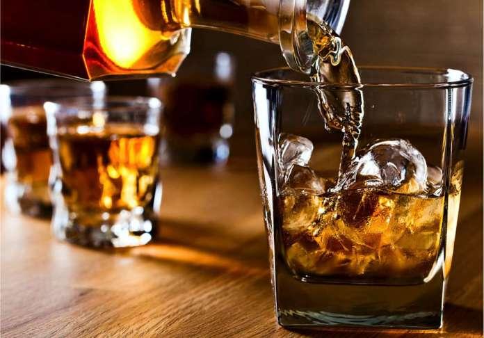 Beer vs. hard liquor