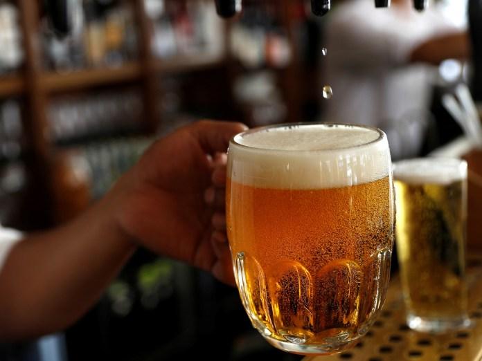 cost of beer