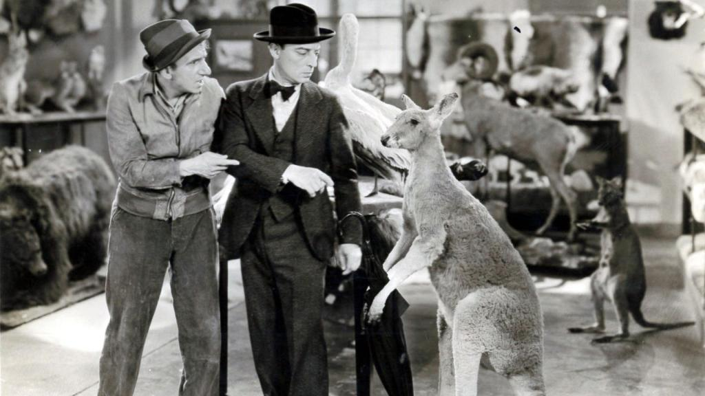 What No Beer? is a 1933 movie starring Buster Keaton and James Cagney.