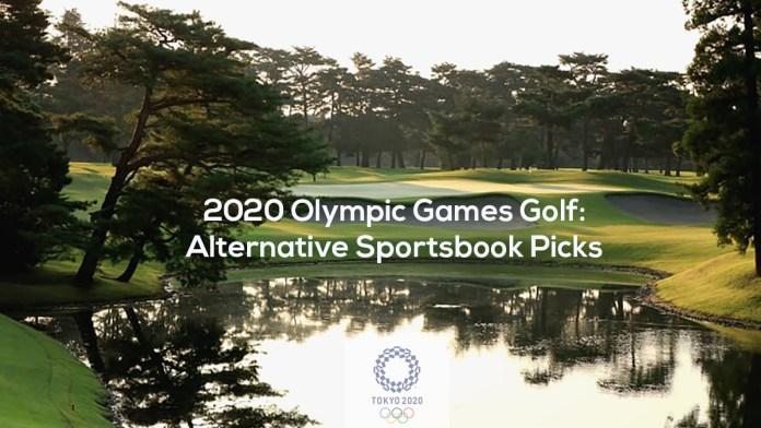 2020 Olympic Games Golf Sportsbook Picks