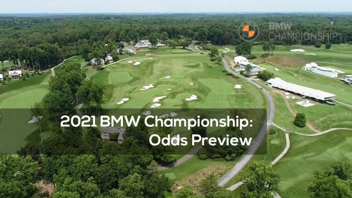 2021 BMW Championship Odds Preview