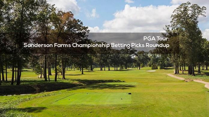 PGA Tour- Sanderson Farms Championship Betting Picks Roundup
