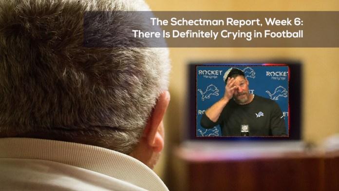 Schectman Report Week 6