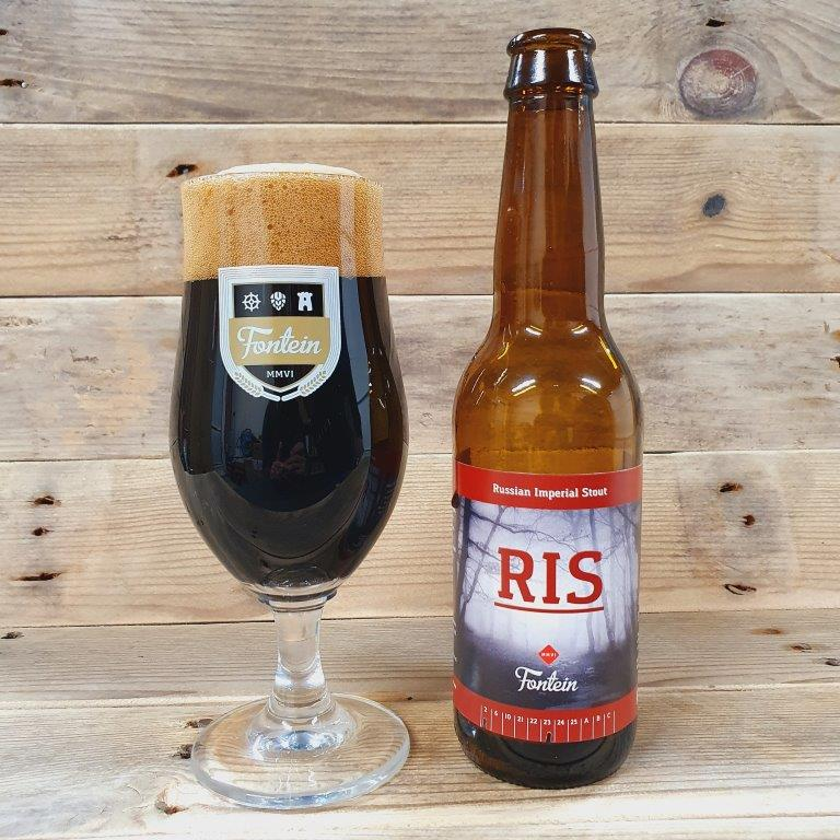 Russian Imperial Stout, Brouwerij Fontein