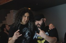 Erik Ogershok (Real Ale/Canyon of the SKull) and I