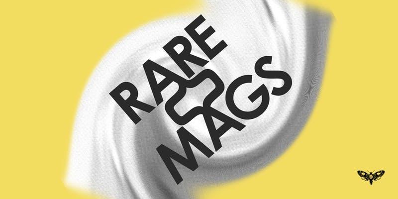 Rare Mags Pop Up