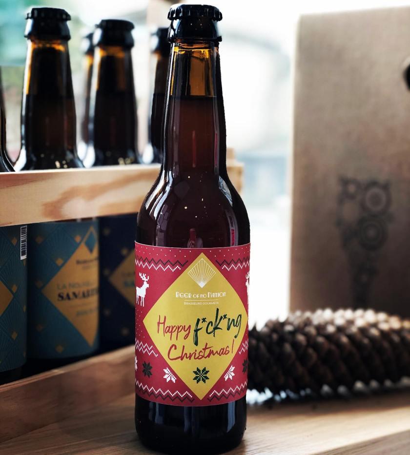 bières artisanales vittel noel