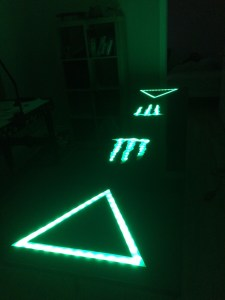 Monster Energy Beer Pong Table