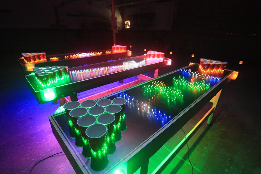 Custom Beer Pong Table Buyers Guide Beer Pong AllStars - Custom vinyl decals for beer pong tables