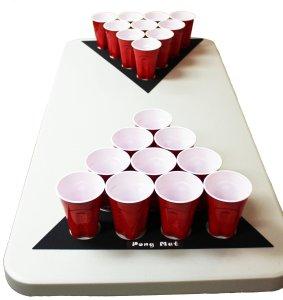 Pong Mat beer pong mat