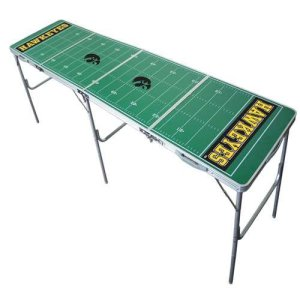 Iowa Beer Pong Table