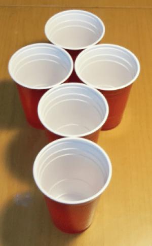 Beer Pong Reracks