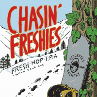 Deschutes Chasin' Freshies Fresh Hop IPA