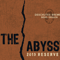 Deschutes The Abyss Imperial Stout 2013