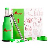 ANPOZE-5-Piece-Cool-Beer-Accessories-Kit-with-Stainless-Steel-Beer-Chiller-Silicone-Chiller-Cover-Nylon-Lanyard-with-Opener-Cozy-Silicone-Bottle-Cap-0-0