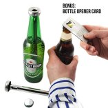 Beer-Chiller-Sticks-Set-of-2-Coolers-to-Keep-Drinks-Cold-Perfect-Birthday-Present-or-Holiday-Gift-for-Men-Dads-Students-Party-Includes-Stylish-Bottle-Opener-0-2