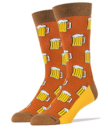 Oooh-Yeah-Socks-MenS-Cotton-Crew-Funny-Christmas-0