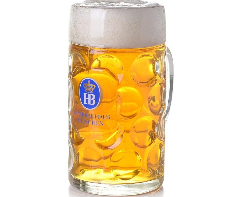 The Hofbrauhaus Beer Stein