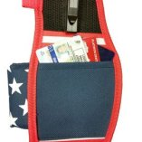 American-Flag-Canvas-Drink-Holster-Fits-Can-or-Bottle-0-1