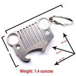 Stainless-Creative-3D-Auto-Accessories-Grill-Keychain-Bottle-Opener-Chain-Key-Ring-for-Jeep-Wrangler-Driver-Enthusiast-0-0