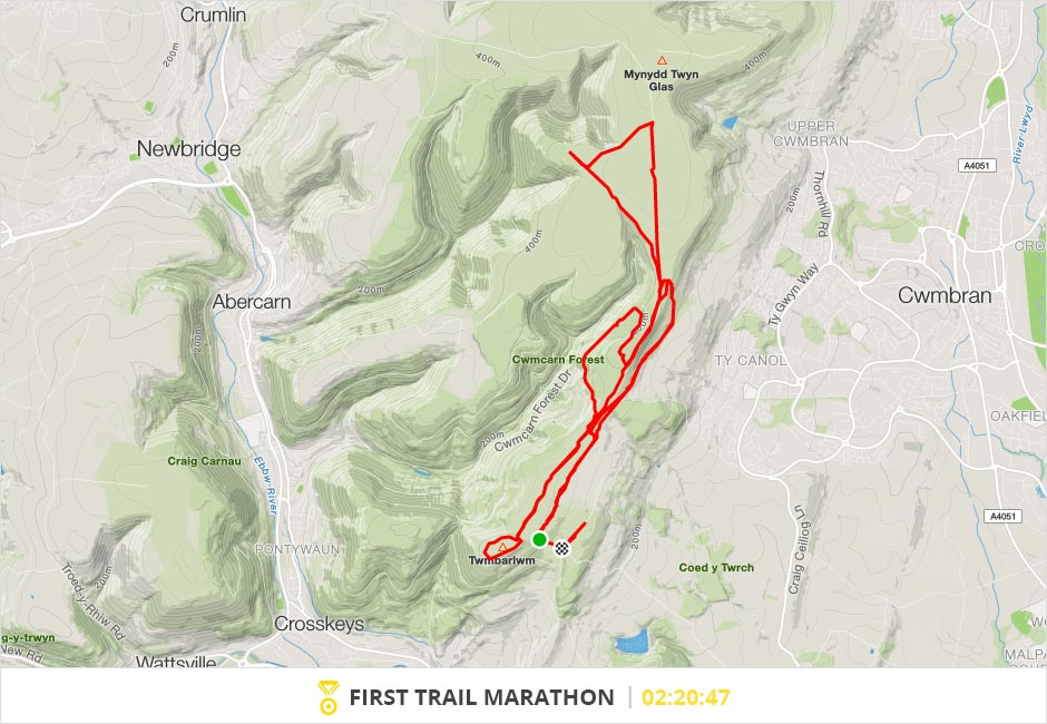 firsttrailmarathon