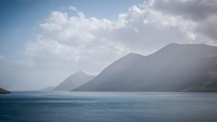 Wetter auf den Färöer Inseln