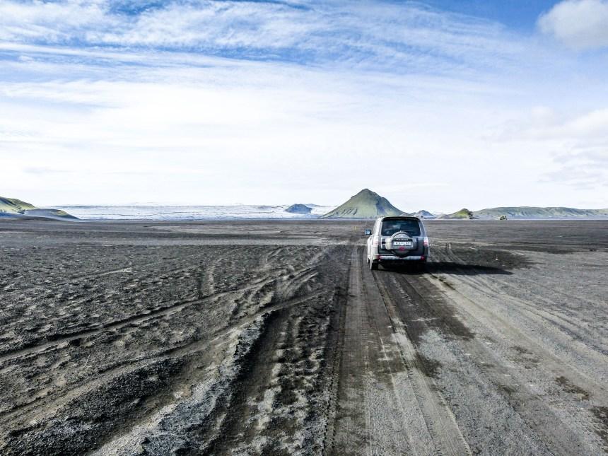 Mælifellsandur Iceland