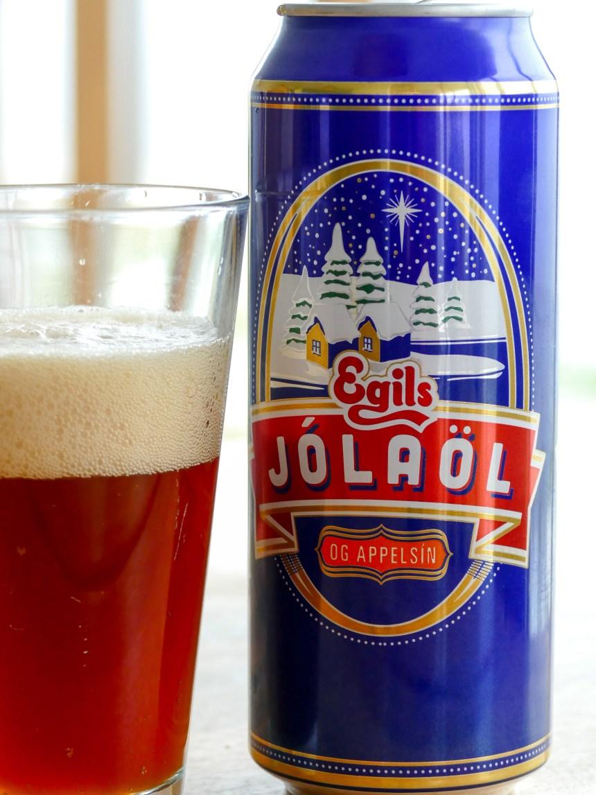 """Jólaöl, das Weihnachts""""bier"""" Island Icedlan"""